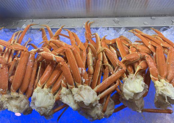 Crab Leg 2