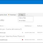 Teletrabajo- SharePoint