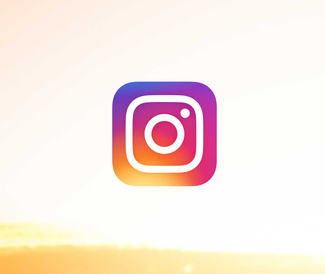 InstagramlogoSunset