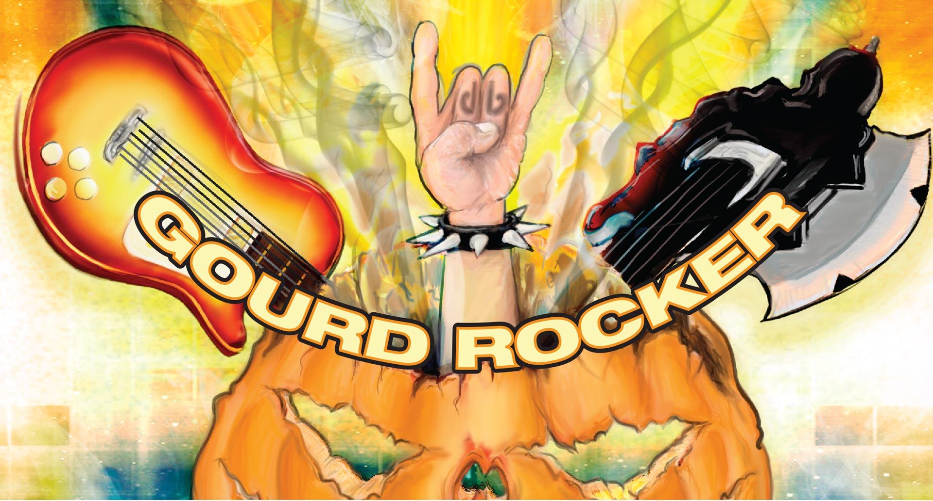 Gourd Rocker Imperial Pumpkin Porter