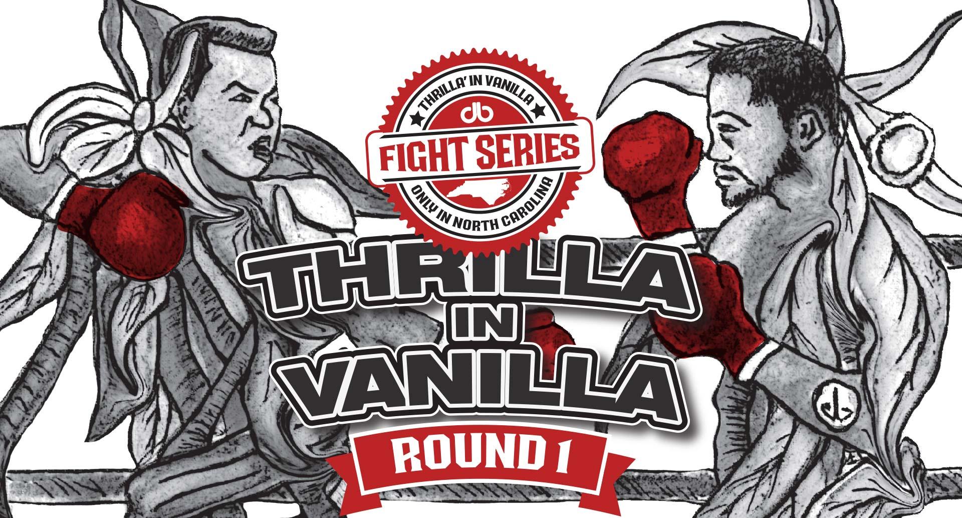 Thrilla In Vanilla Porter