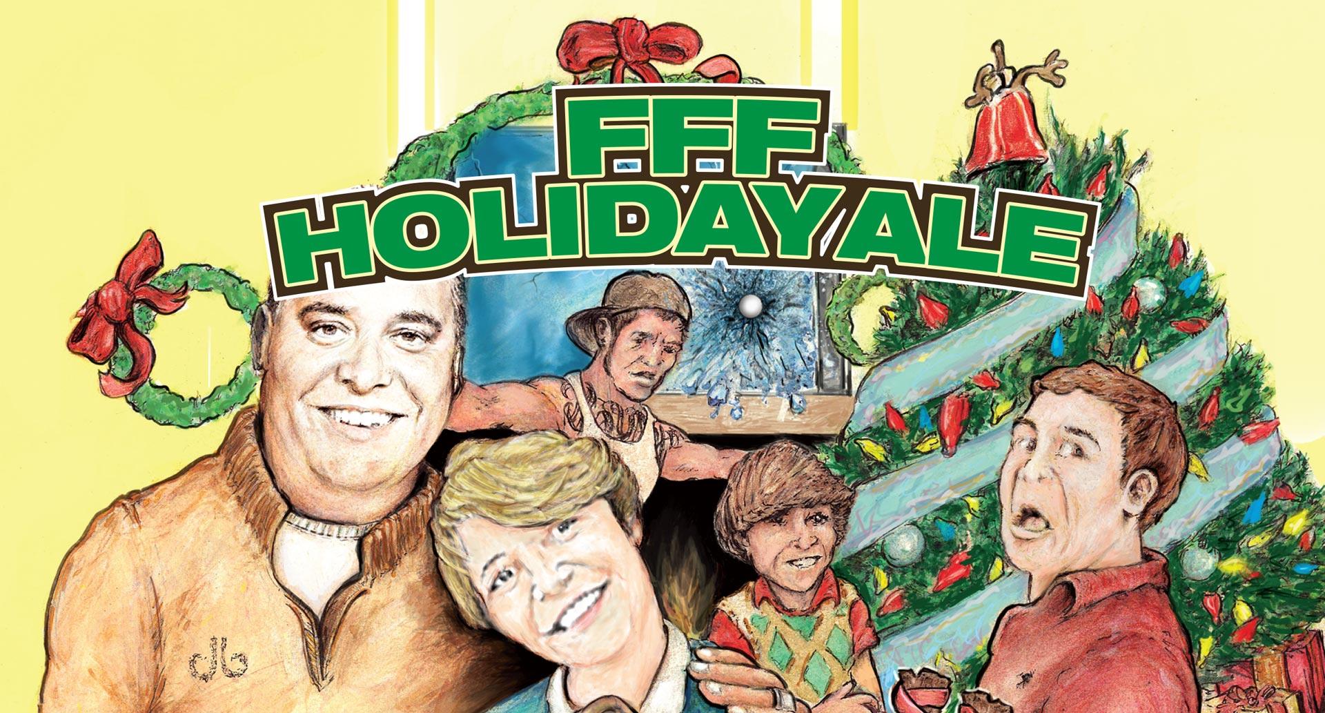 FFF Holiday Ale