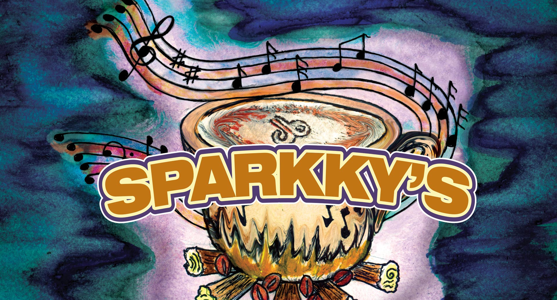 Sparkky's Coffee Chocolate Milk Stout
