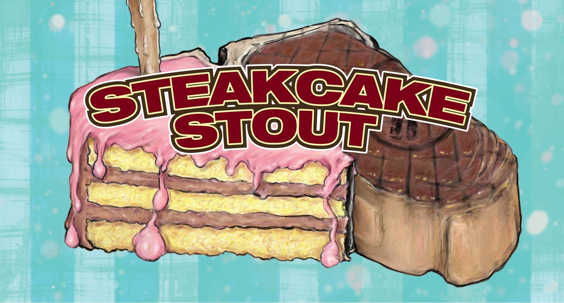 SteakCake Stout