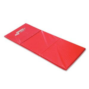 longacre track mat red