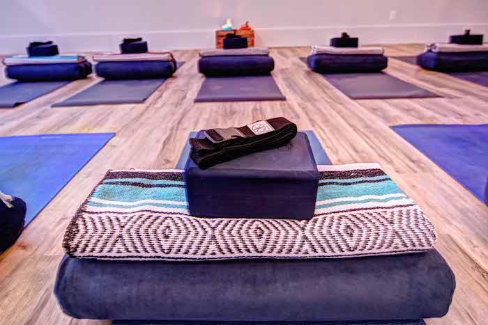 Grab a mat at Yoga Daily
