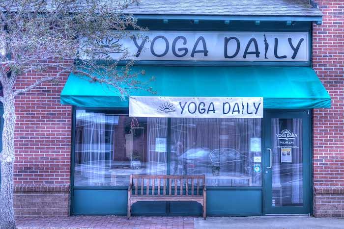 Yoga Daily Studio in Mount Pleasant