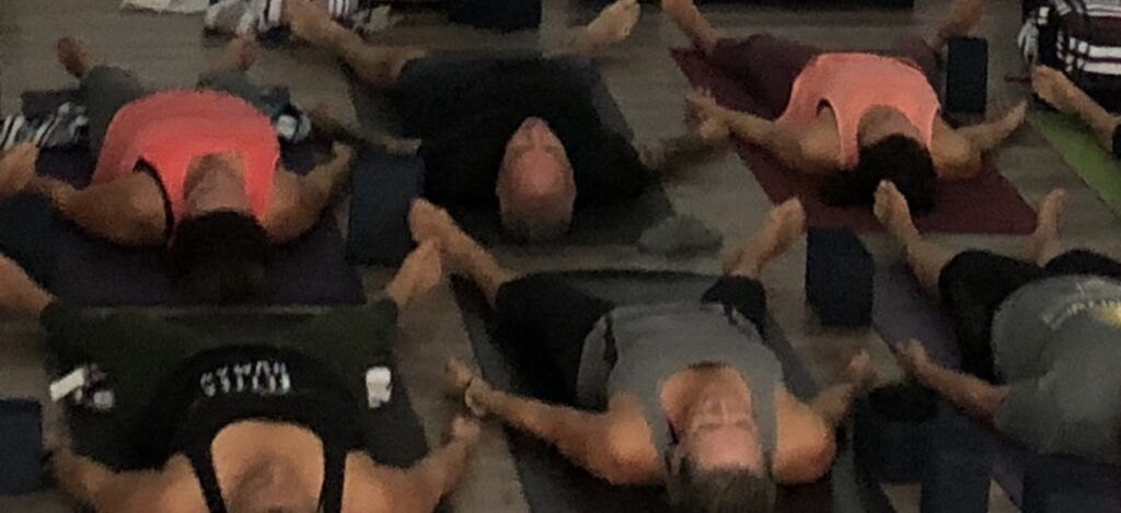Why Do We Take A Nap At The End Of Yoga Practice??
