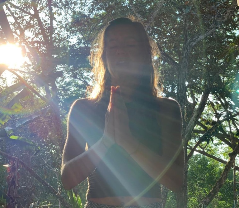 Namaste:  The Light in Me Honors That Same Light in Each of You