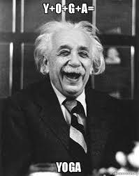 Einstein Was A Yogi