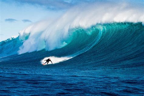 Riding the Wave