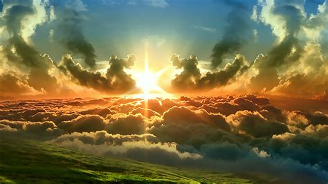 The Sun is Always Shining