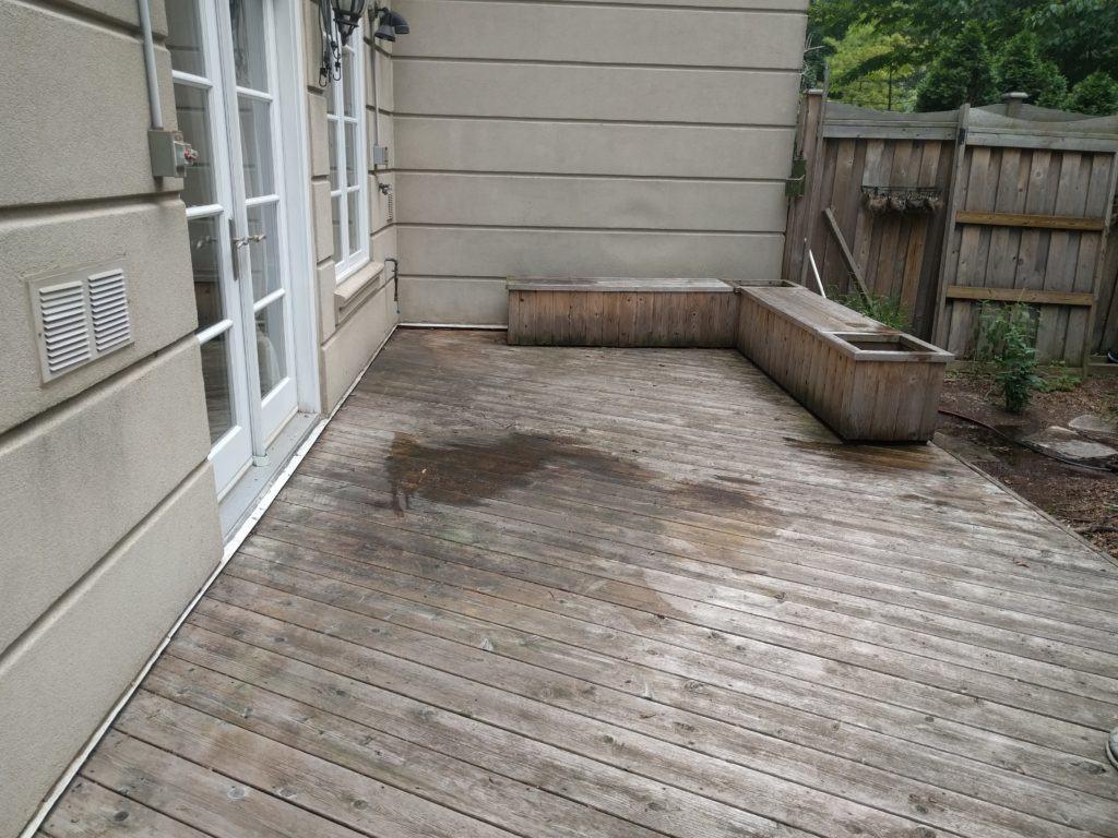 Original Condition (Cedar)