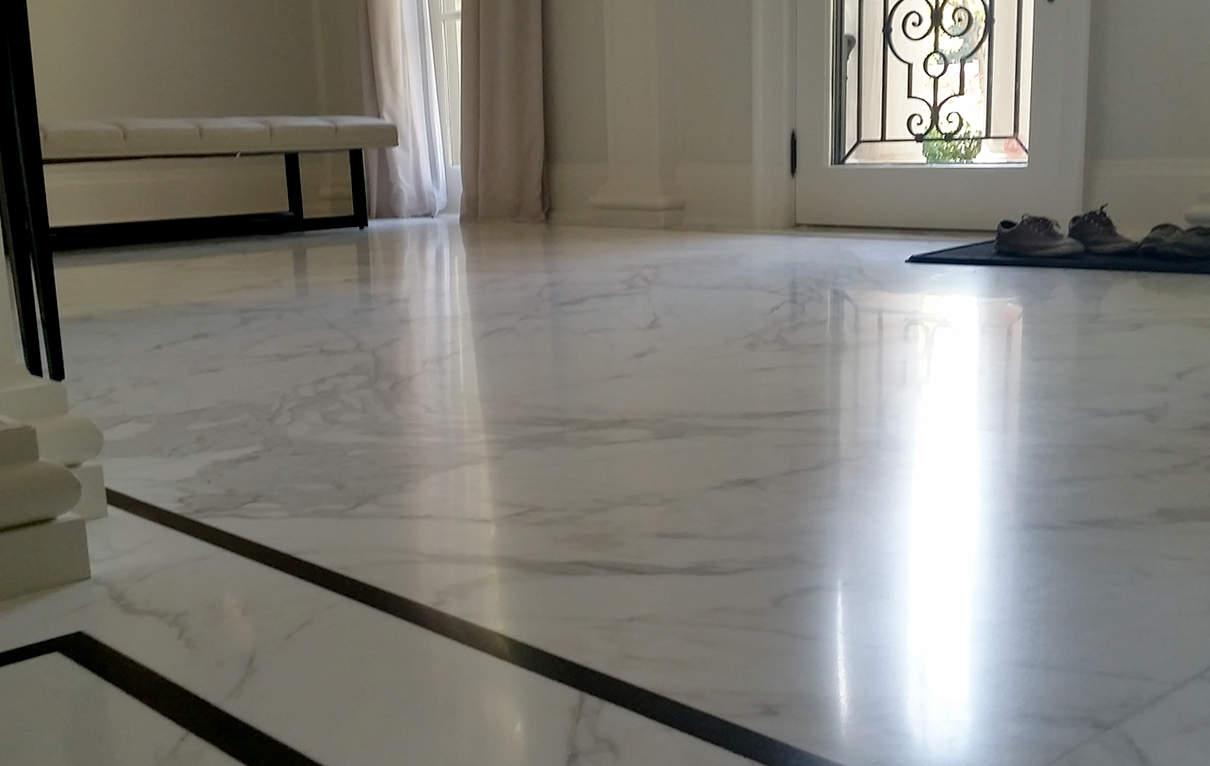medium honed floor