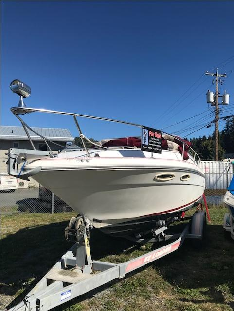 Used SeaRay Boat