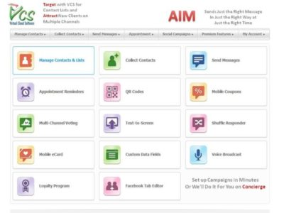AIM Intelligent Social Marketing