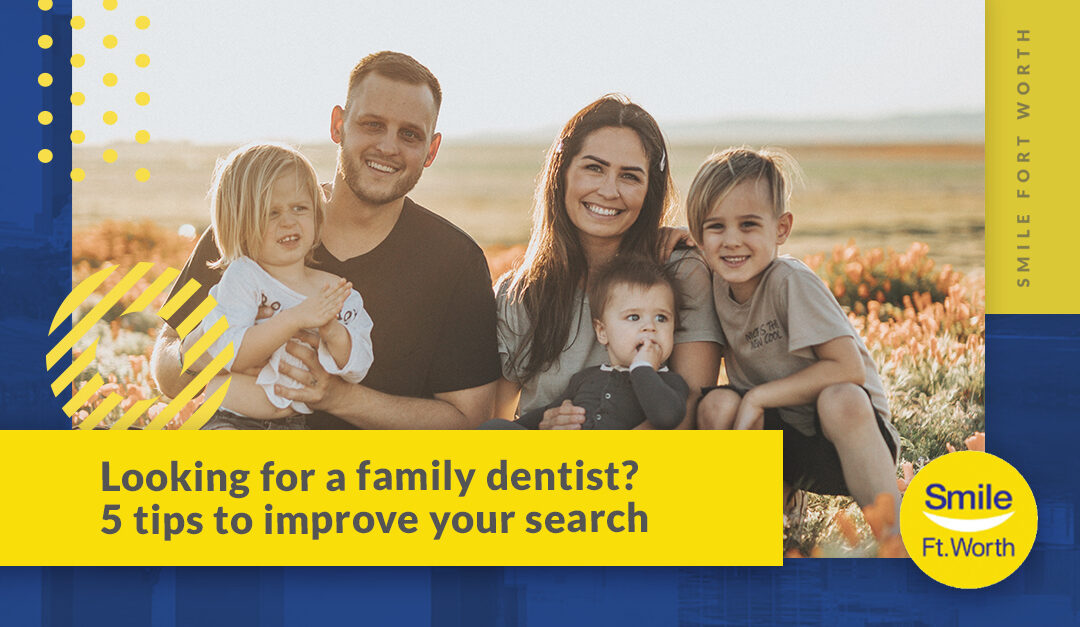 Looking for a family dentist? | Smile Fort Worth