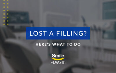 Lost a Filling? Here's What to Do