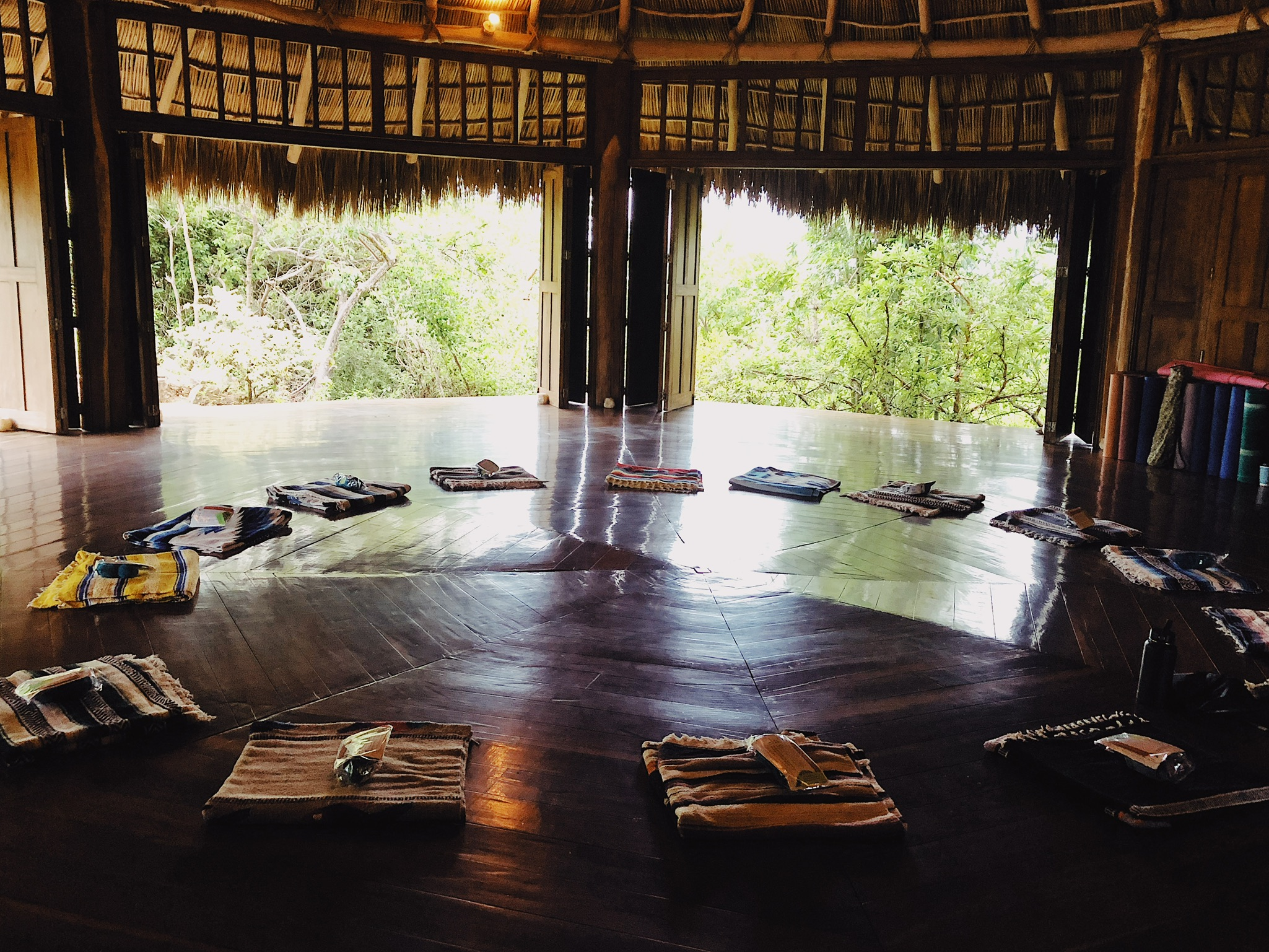 Yoga Retreat in Sayulita Mexico