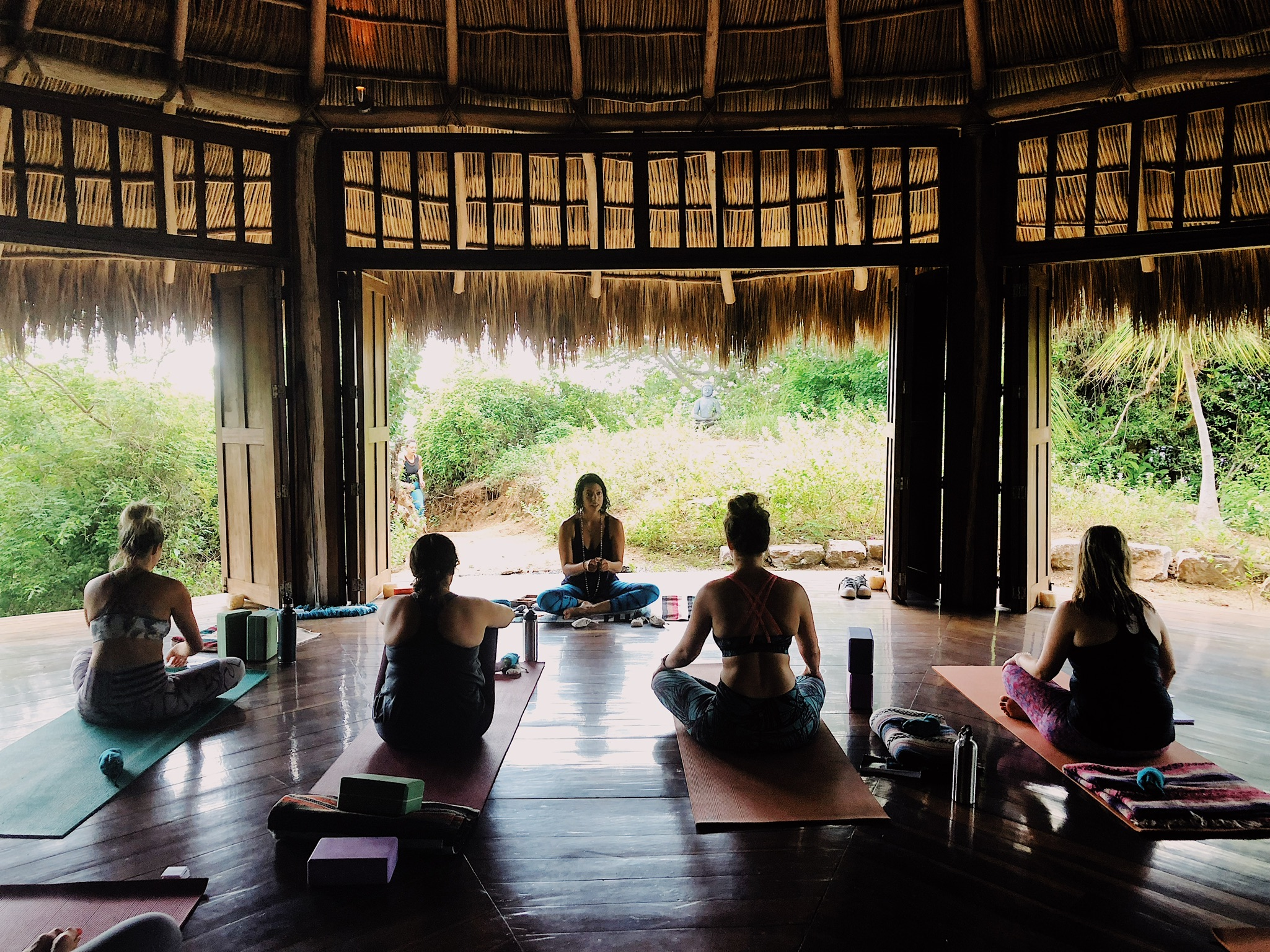 Surrender In The City Mindful Meditation Retreat in Sayulita Mexico