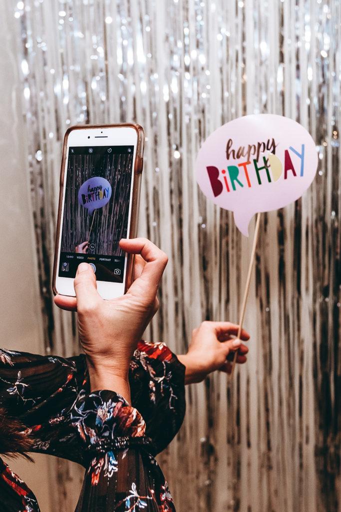 Inspiration & Details Behind VERT Beauty's 5th Birthday Bash