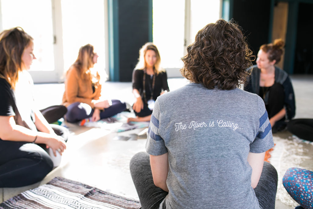 The River Gathering - An Inspired All-Inclusive Working Vacation for Female Entreprenuers