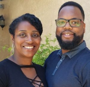 Marcus & Donnée Harris of First Draft Publishing