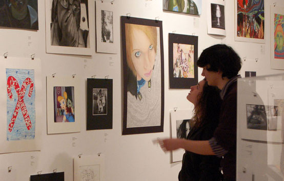 33rd Annual Scholastic Art and Writing Contest