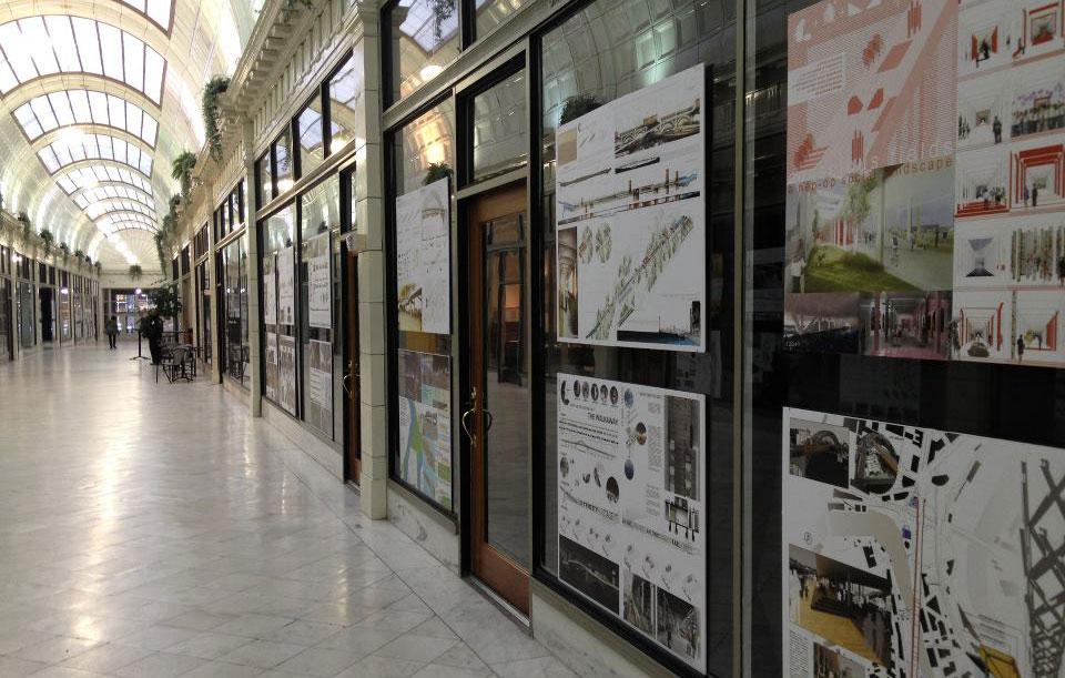 Transforming the Bridge – Cleveland Design Competition Exhibit
