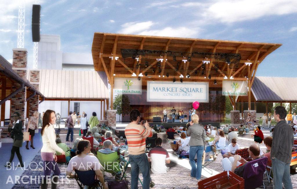 Market Square at Crocker Park Approved