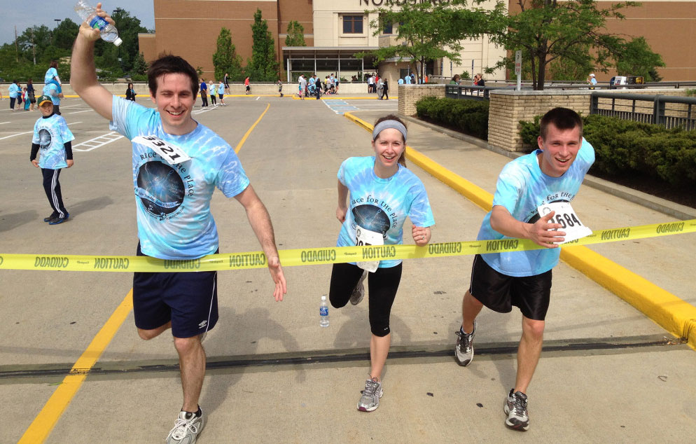 Ready…Set…GO!!!  Bialosky + Partners Architects at the RACE FOR THE PLACE!
