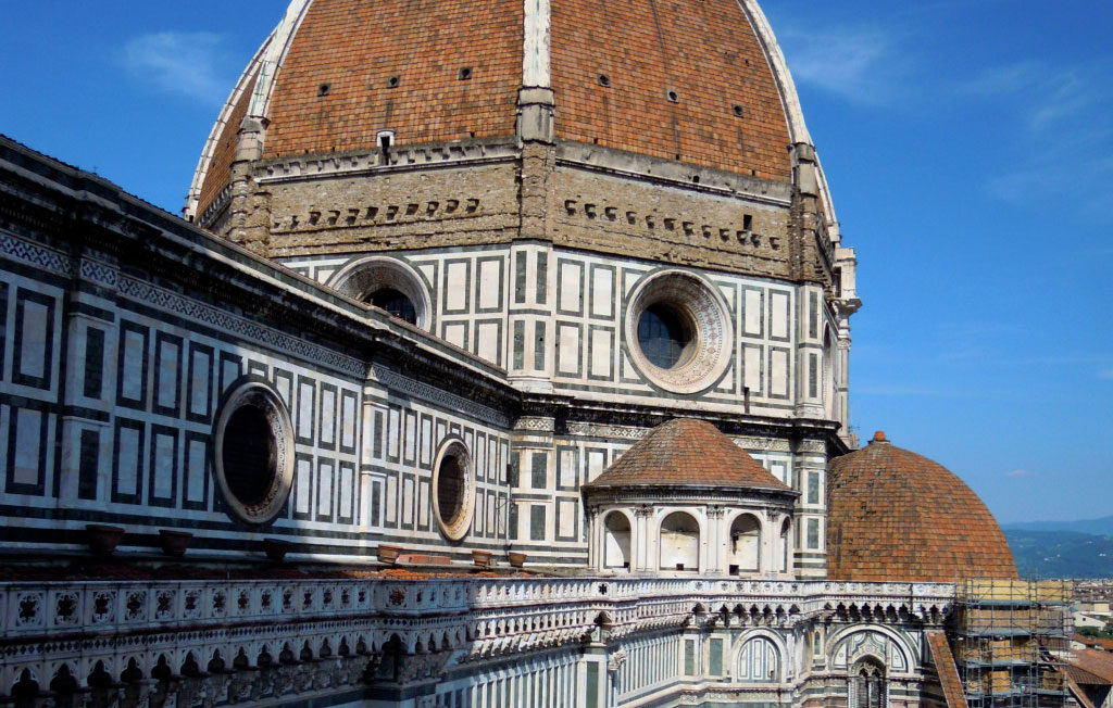 Christy's History Lesson: Florence Architecture