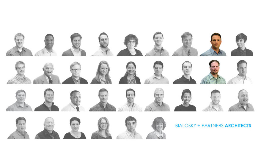 Bialosky Promotions: Senior Associates John Guzik and Ryan Parsons