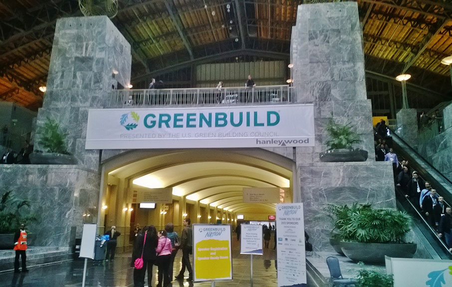 BPA Goes to Greenbuild 2013