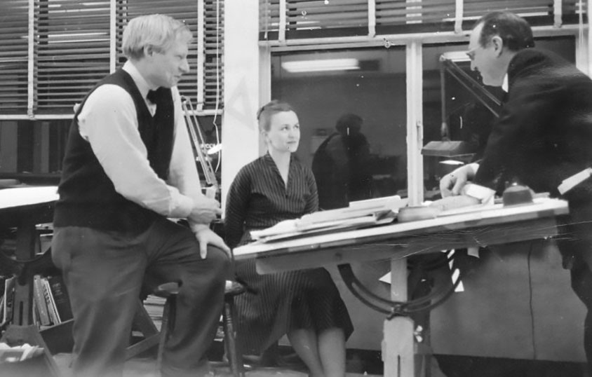 Four Forgotten Females in Architecture History