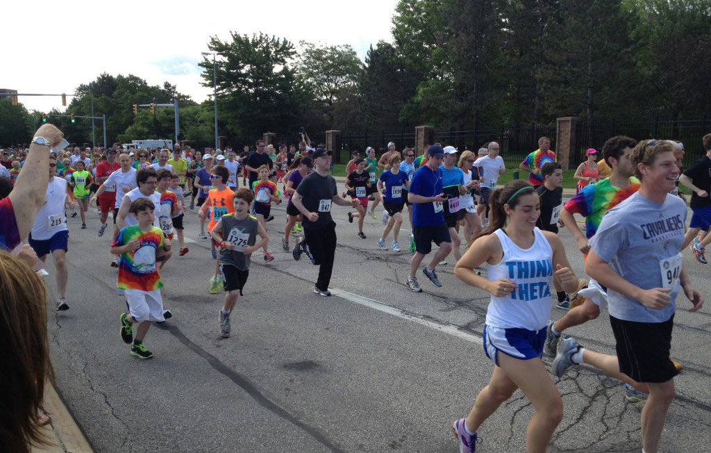 Help Benefit The Gathering Place At The 2014 Race For The Place!