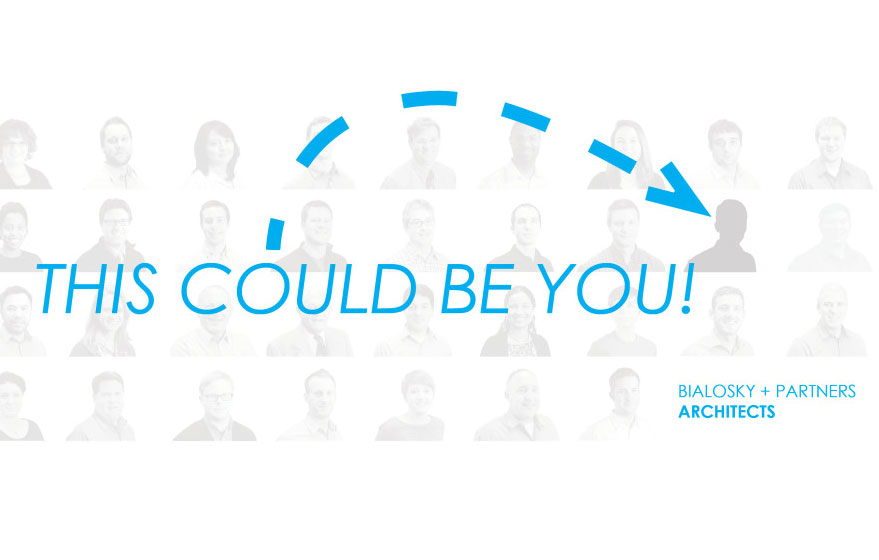 Job Openings: Architect & Engineer at Bialosky + Partners Architects