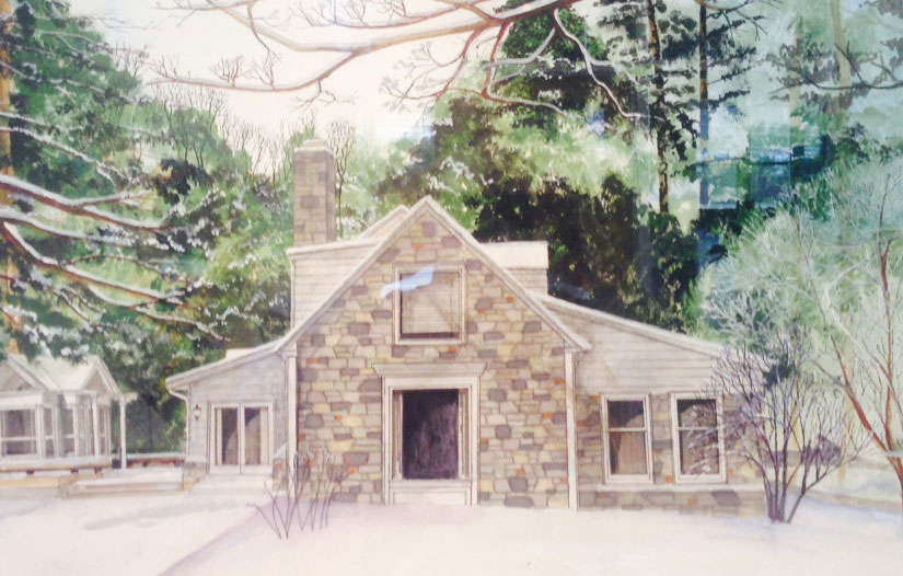 """""""Stone, Wave, Dream"""" Exhibit Featuring Jack A. Bialosky, Sr. on Display Through 12/6/14."""