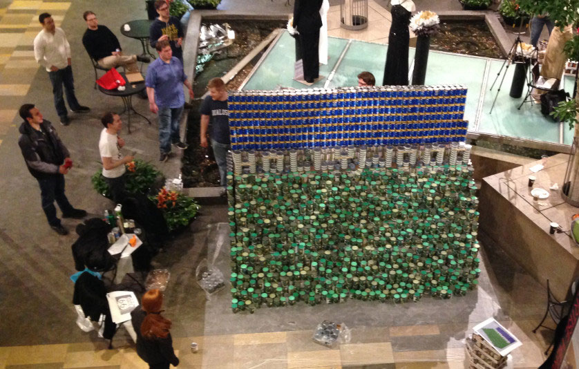 CANstruction Season is Here!