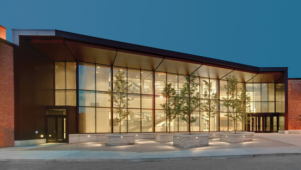 Ben & Jane Norton Culinary Arts Center - Exterior