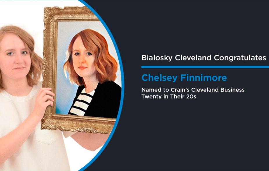 Congratulations, Chelsey!