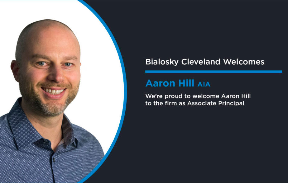 Bialosky Welcomes Aaron Hill