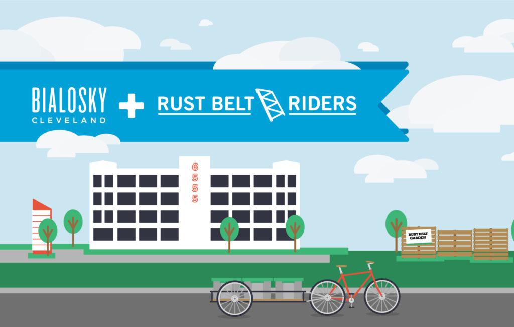 Bialosky + Rust Belt Riders