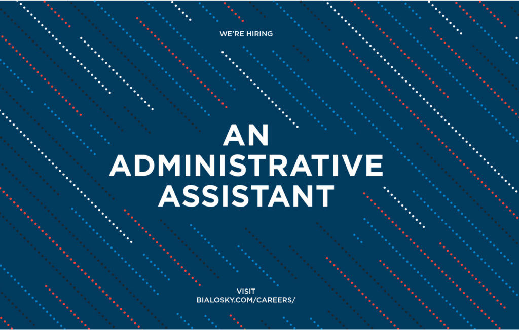 We're Hiring an All-Star Administrative Assistant!