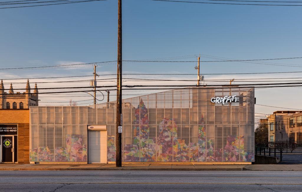Graffiti: How a Vibrant Facade Came to Bring a Sense of Place