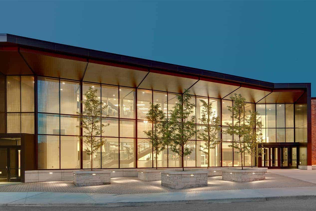 Lorain County Community College<br>Ben & Jane Norton Culinary Arts Center