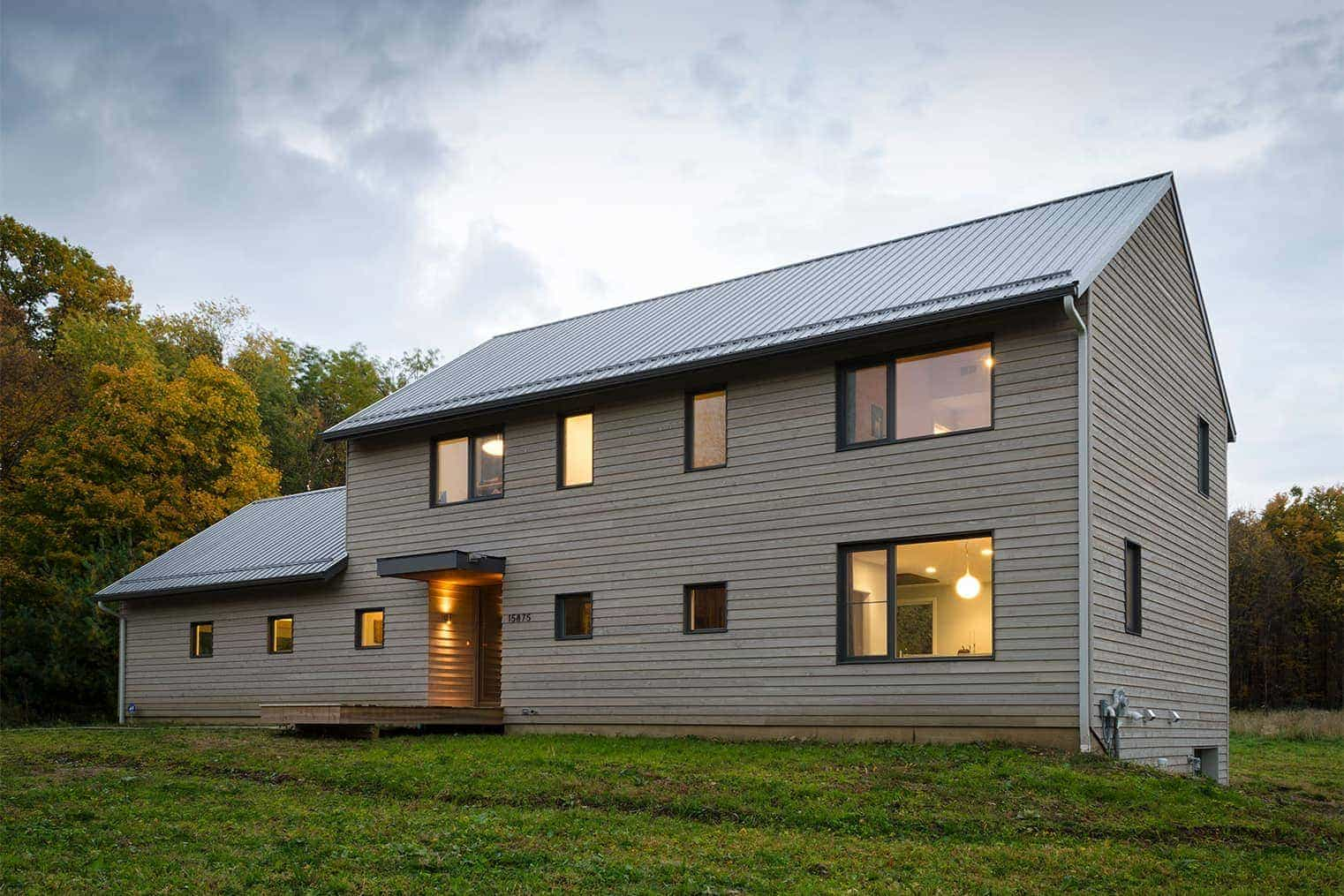 The Modern Farmhouse