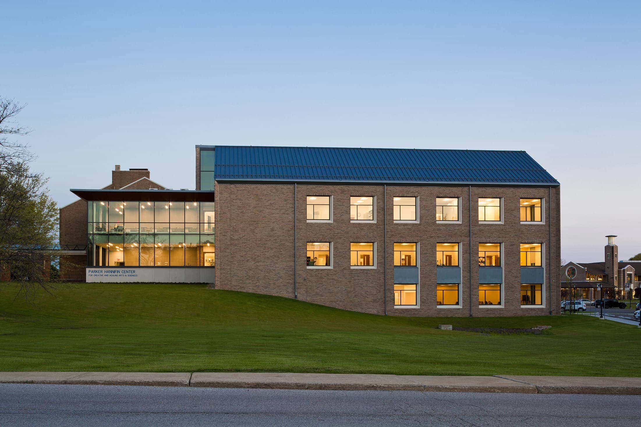 Ursuline College<br>Center for the Creative<br>and Healing Arts and Sciences