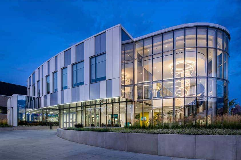 Cuyahoga Community College<br>Metro Campus Center