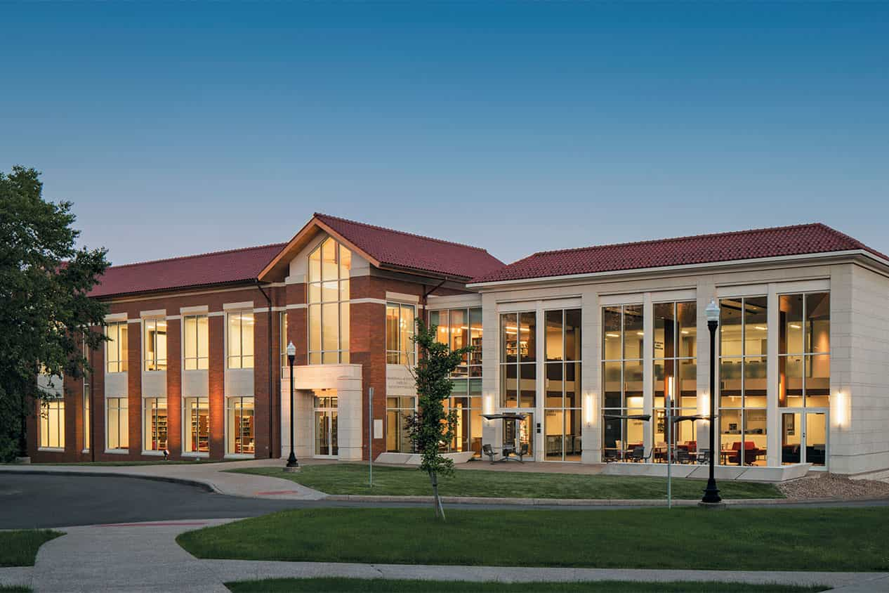 Muskingum University <br>Roberta A. Smith University Library